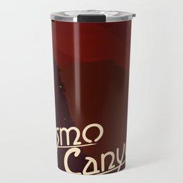 Final Fantasy VII - Cosmo Canyon Tribute Travel Mug