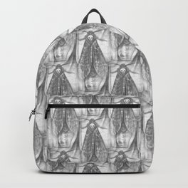 Freya and Faye, the moth collectors Backpack