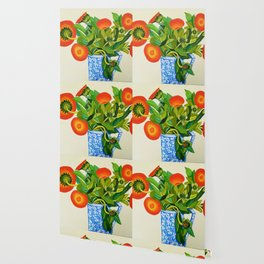 Marigolds Wallpaper