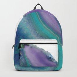 Agate Boho Chic #5 #gem #decor #art #society6 Backpack