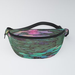 Beverly Hills Water Lily Fanny Pack