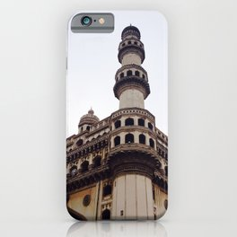 Indian Architecture - Streets of India iPhone Case