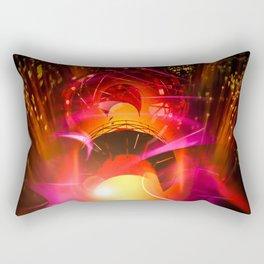 Lighthouse romance 10 Rectangular Pillow