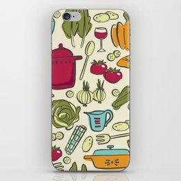 Cookin' iPhone Skin
