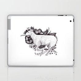 Sheep - Go Vegan Laptop & iPad Skin