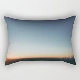 Sunrise in Hollywood Rectangular Pillow