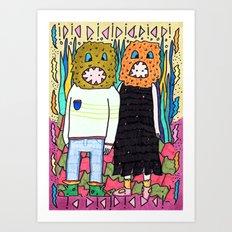 Kids Art Print