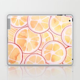 Tangerine Ring Party! Laptop & iPad Skin