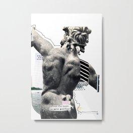 Petrification Metal Print