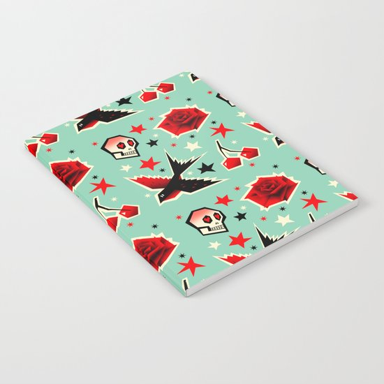 Swallow the cherry Notebook