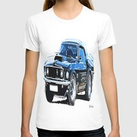 muscle T-shirts featuring american muscle  by Vector Art