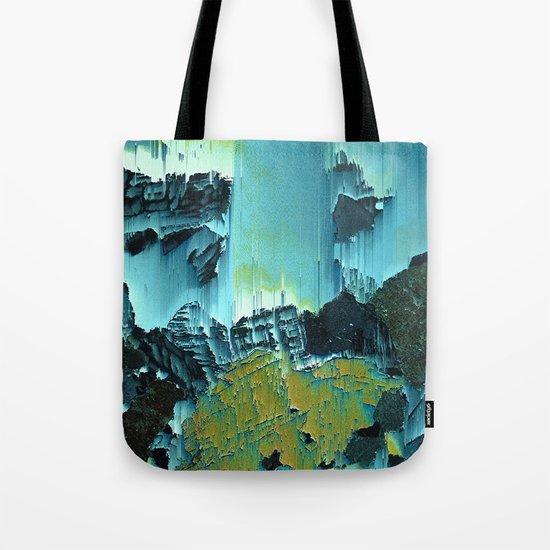 CRYSTAL DRIFT Tote Bag