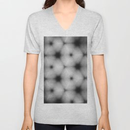 Abstract fruit section 2.0. Unisex V-Neck
