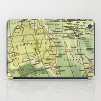 oz iPad Cases featuring Oz Land by strentse
