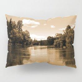 Bend Sepia-2 Pillow Sham