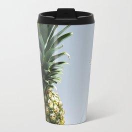 Pineapple Science Travel Mug
