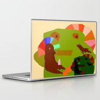 childish gambino Laptop & iPad Skins featuring CHILDISH MOMENT by Duan Riley