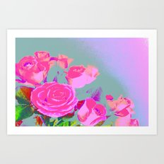 ROSES FOR ANY OCCASION Art Print