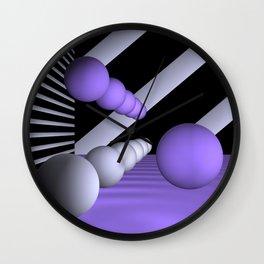 3D-geometry -8- Wall Clock