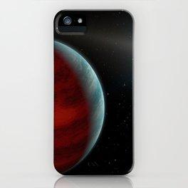 1272. Hypothetical Rejuvenated Planets Artist Concept iPhone Case