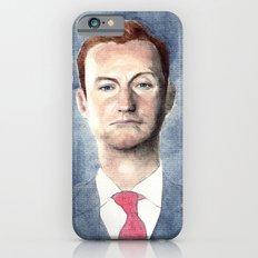 Mycroft Holmes iPhone 6s Slim Case