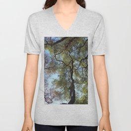 Dos Picos Ramona Oak Tree Unisex V-Neck