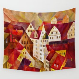 DoroT No. 0004 Wall Tapestry
