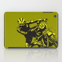 motorcycle iPad Cases featuring Motorcycle by bike51design