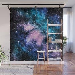 Unicorn Galaxy Nebula Dream #1 #decor #art #society6 Wall Mural