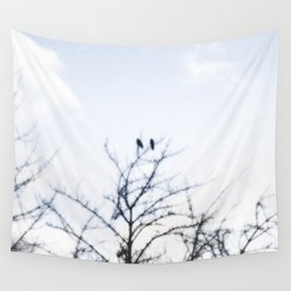 Crow Wall Tapestry