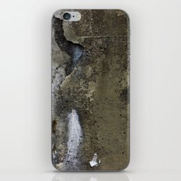crumbling underpass. iPhone Skin