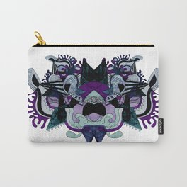ILLUSTRATED DREAMS (CAN YOU SEE A BEAR? )3 Carry-All Pouch