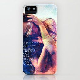 Blindness iPhone Case