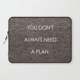 Plan Laptop Sleeve