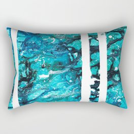 Ocean Jasper Rectangular Pillow