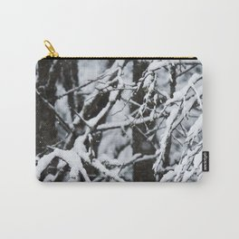 S N O W Carry-All Pouch