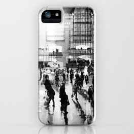 Grand Central Squared iPhone Case