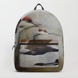 Sand Hill Cranes Backpack