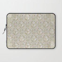 Loose Geometry - by Fanitsa Petrou Laptop Sleeve