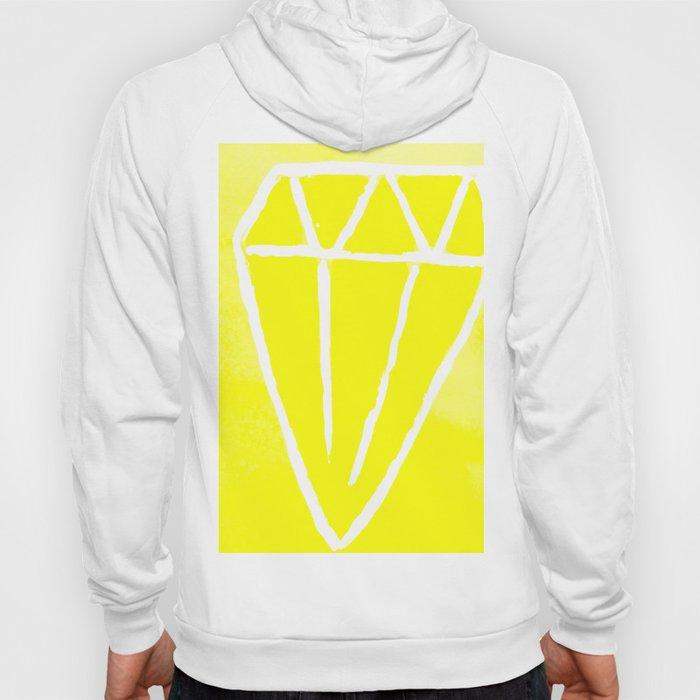 Yellow Diamond Hoody