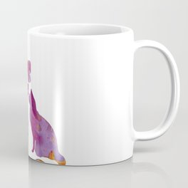 Cat and flowers Coffee Mug