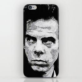 Nick Cave iPhone Skin