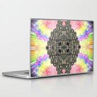 monika strigel Laptop & iPad Skins featuring Monika by Ancient Origin