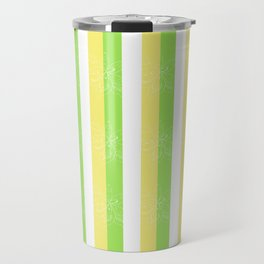 Perfumed Pattern Travel Mug