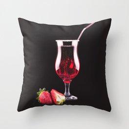 Cocktail Throw Pillow