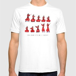 Kate Bush ~ Wuthering Heights Dance T-shirt