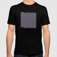 BP 78 Star Hexagon Black MEDIUM Mens Fitted Tee
