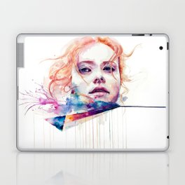 conspiracy of silence Laptop & iPad Skin
