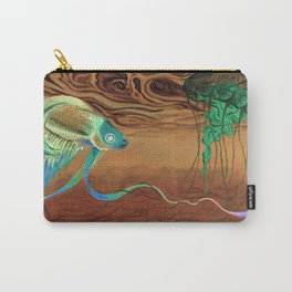 greetings [from the other side] Carry-All Pouch