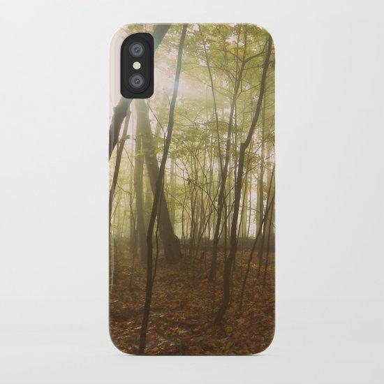 A Secret World iPhone Case